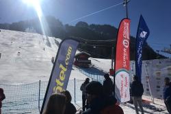 Entrainements ski